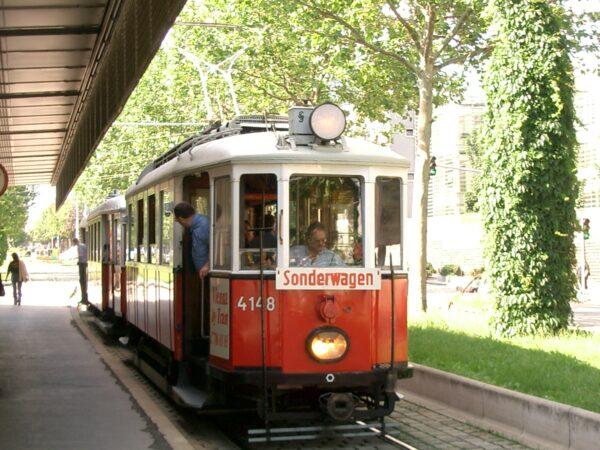 Straßenbahnwagen Typ M