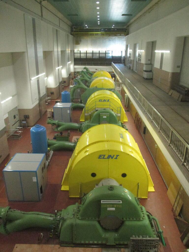 Wasserkraftwerk Kaprun